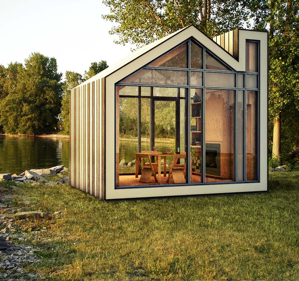 The bunkie co would love to have something like this for Espacios minimos arquitectura