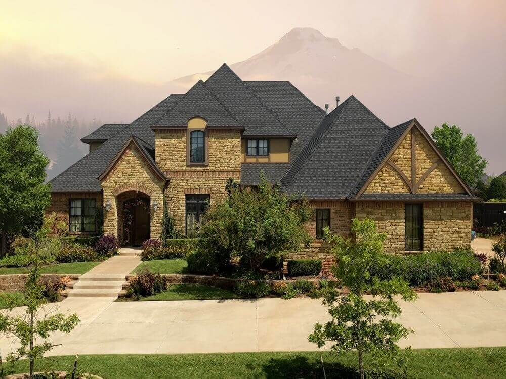 Best Cost Of Roof Shingles By Gaf Architectural Shingles Roof 400 x 300