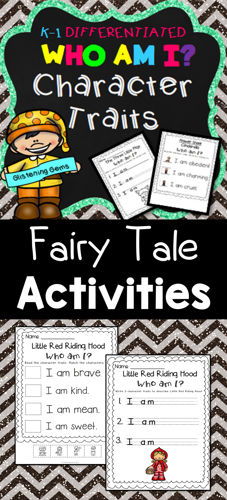 Engage Your Students With These Fun Fairy Tale Activities For Kindergarten And First Grade Differentiated Fa Fairy Tale Activities Fairy Tales Character Trait [ 2112 x 960 Pixel ]