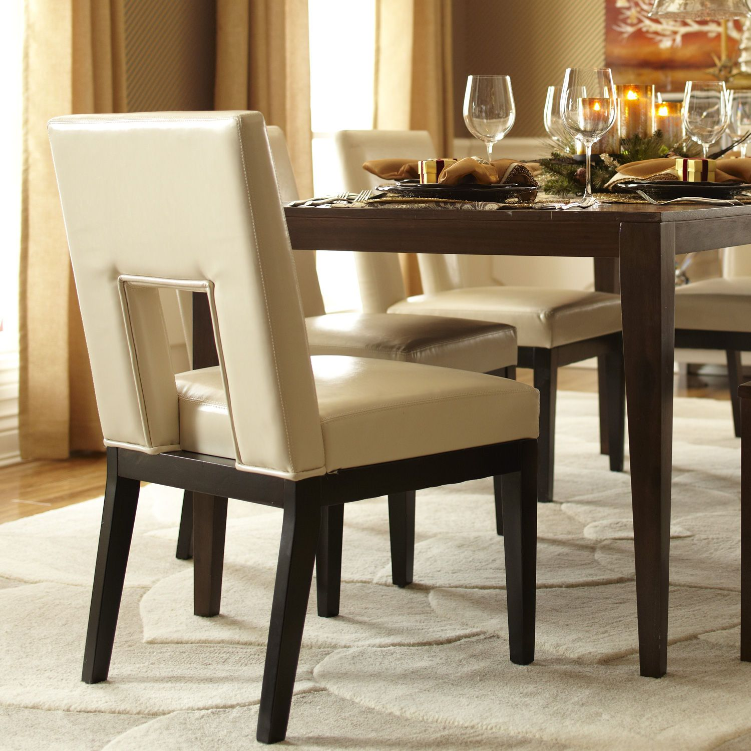 Bon Pier 1   Bal Harbor Dining Chair   This Is The Champagne But Using This  Photo To Look At The Quality