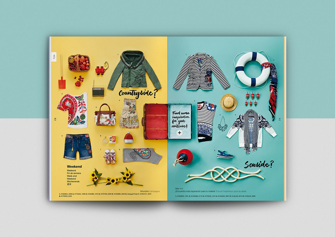 echt kaufen Brandneu exklusive Schuhe Spring Summer catalogue for Desigual. | Catalogue | Catalog ...