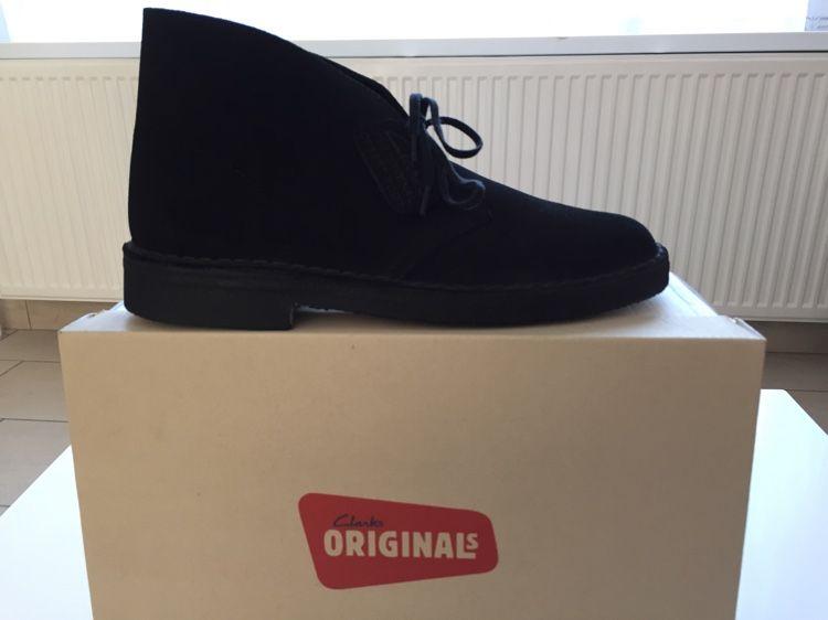 Clarks #Desert Boot taille 41,5 #adidas #gazelle #neuve