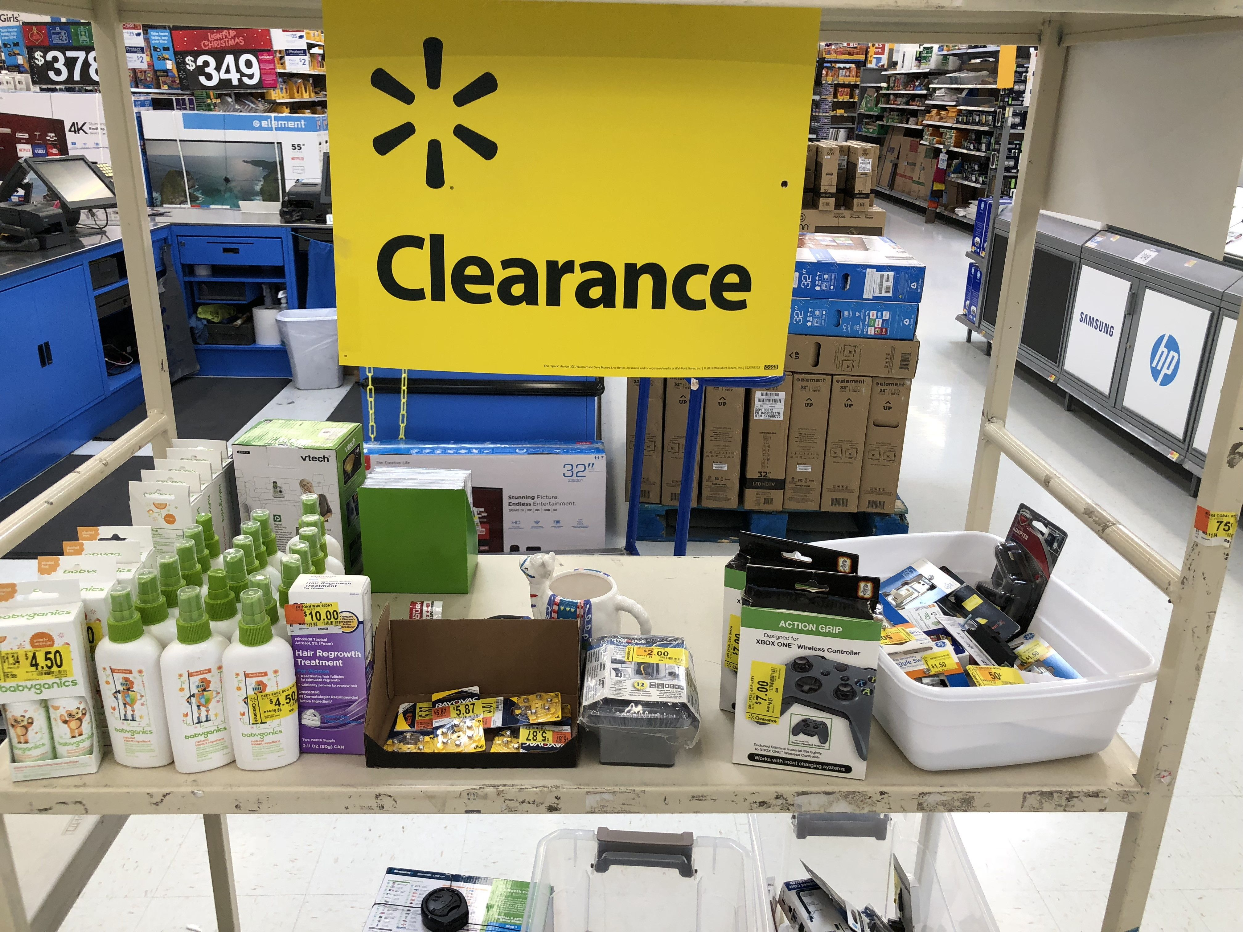 52e022cdd7 13 Clearance Secrets That'll Make You Love Walmart Again - The Krazy Coupon  Lady