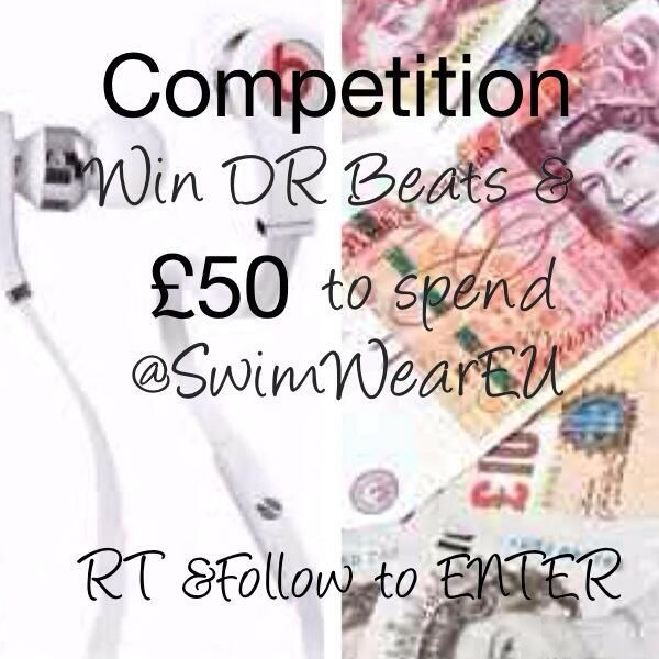 #competition #win #giveaway Dr Beats head phones and £50 cash on #bikinis #cash you must #follow & #RT to enter ??? http://t.co/4NeHkRgmo4