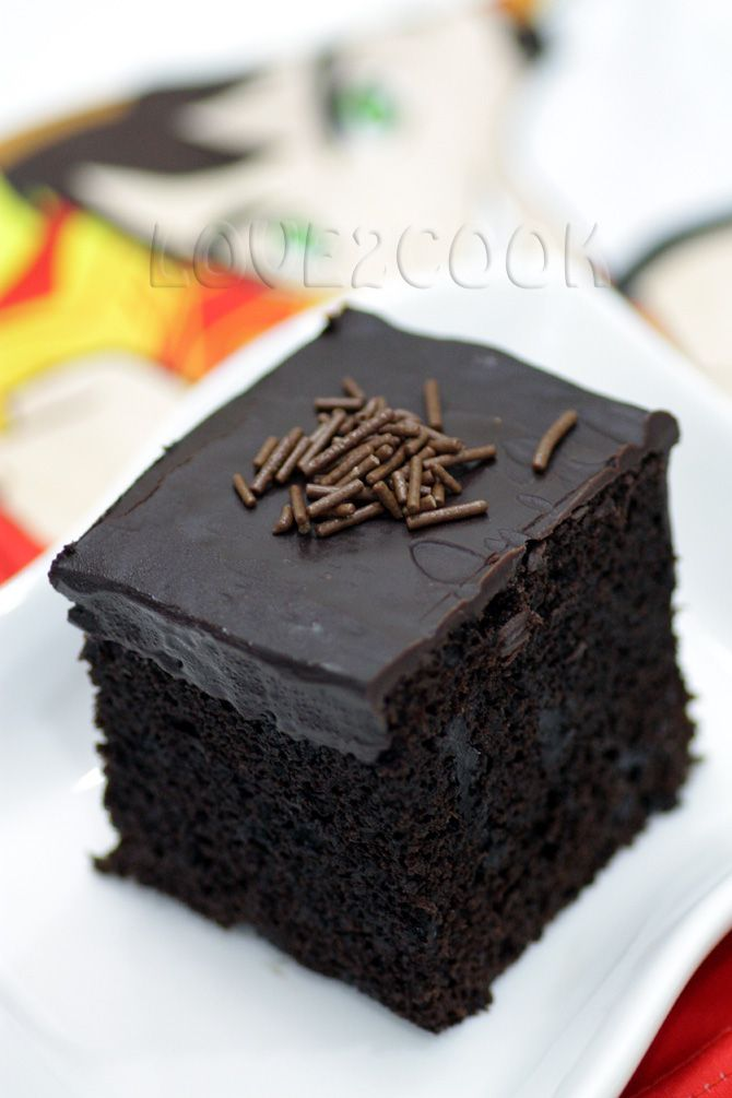 Friday Food Review Eggless Chocolate Cake 4th Recipe Eggless Chocolate Cake Eggless Coffee Cake Recipe Dark Chocolate Cake Recipes