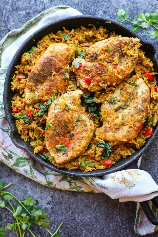One Pot Low Fodmap Chicken And Rice Recipe Fodmap