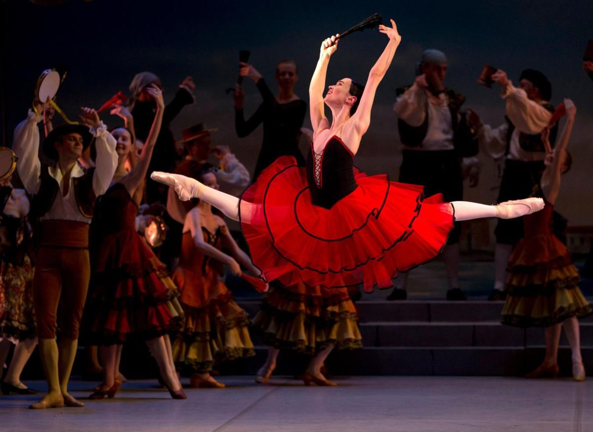 Olesya Novikova | Search Results | Ballet: The Best Photographs