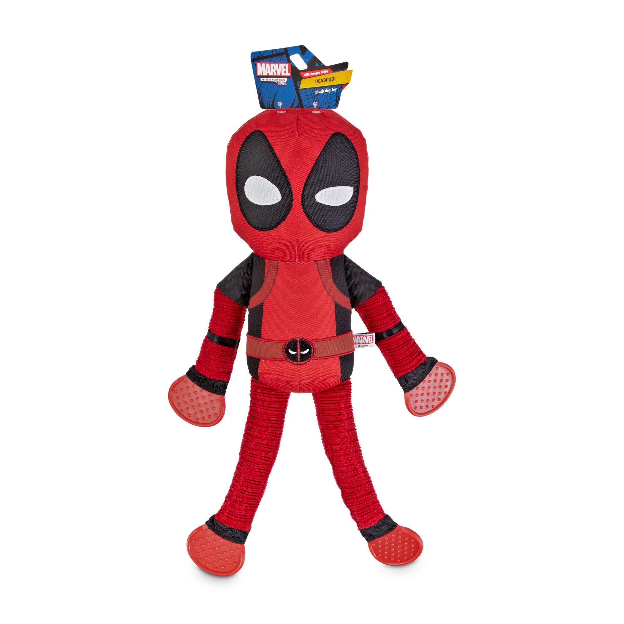 Marvel Deadpool Plush Dog Toy X Large Deadpool Plush Dog Toys