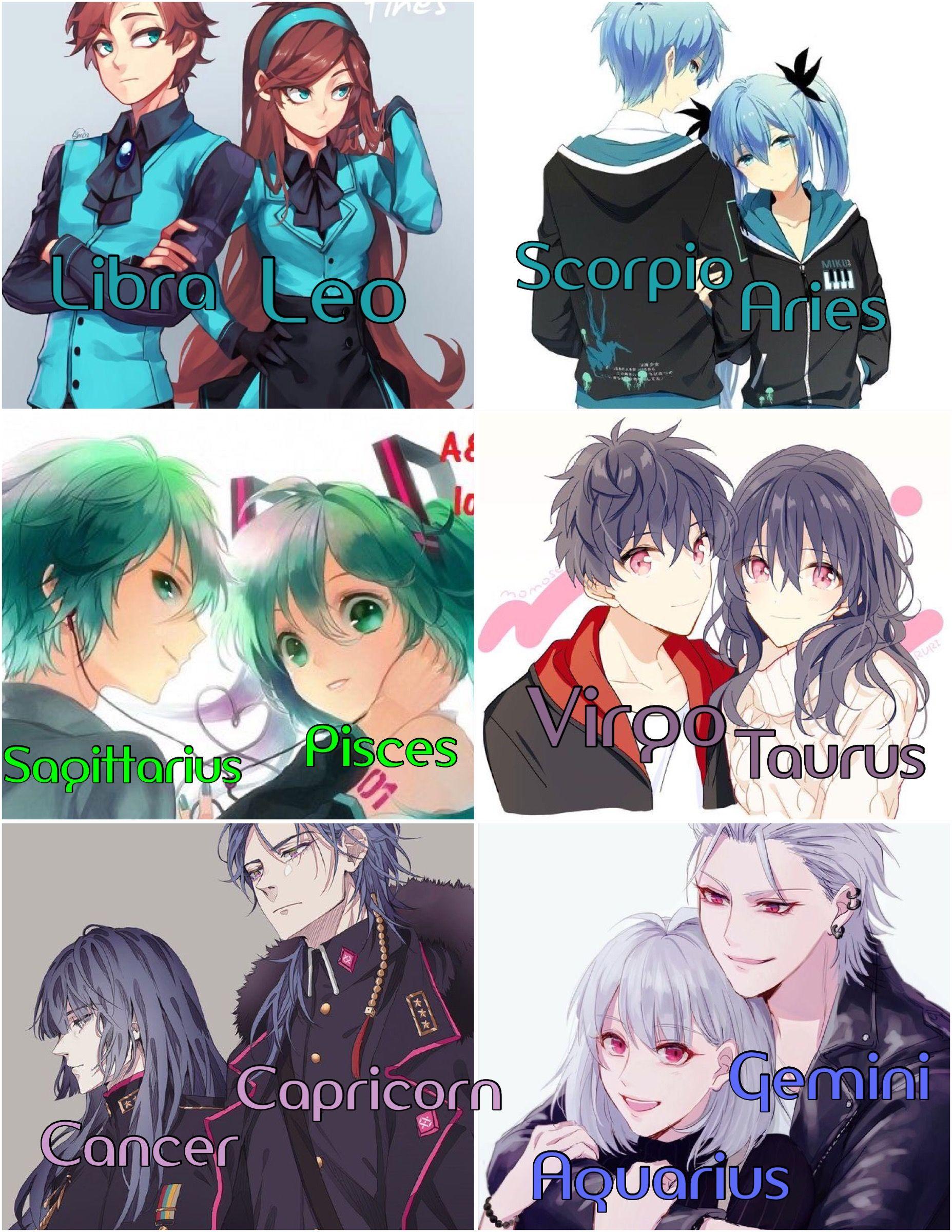 Finally A Female In Case U Don T Know Girl Taurus In 2021 Anime Zodiac Zodiac Signs Gemini Zodiac Characters