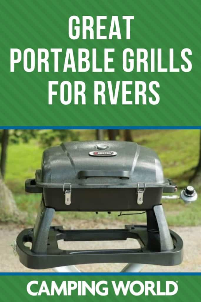 Great Portable Grills For Rvers Portable Grills Grilling Portable Grill