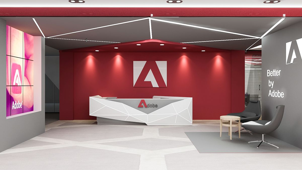 Adobe Office Design On Behance