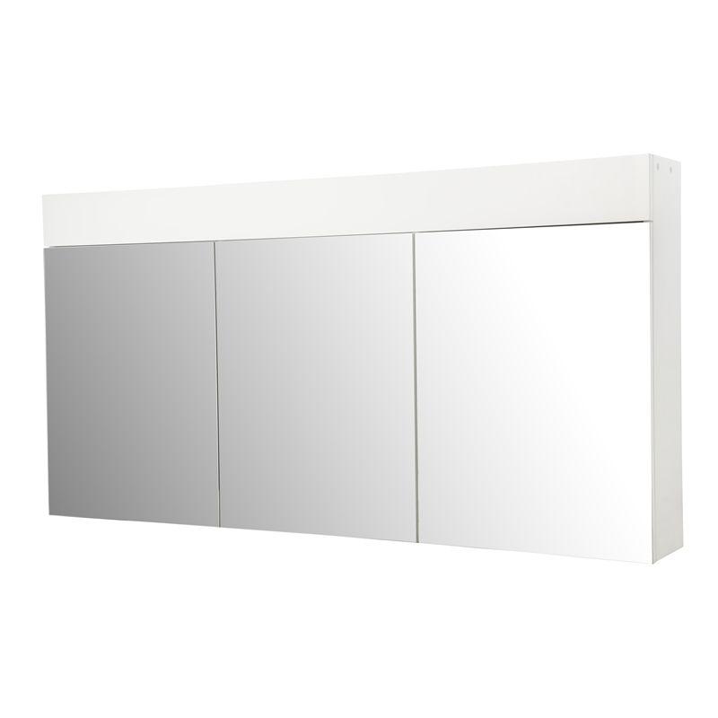 Bunnings bathroom cabinets mf cabinets for Mirror 750 x 1200