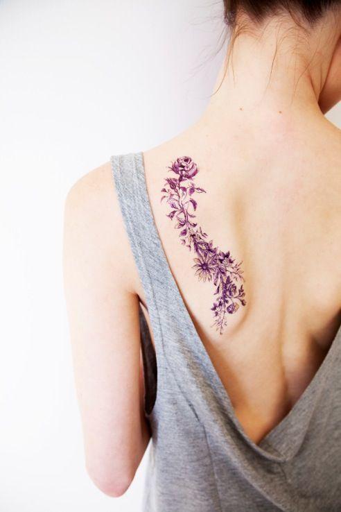 Hipnotyzujace Tatuaze Z Kwiecistym Motywem Sa Przepiekne Galeria Fantastycznych Inspiracji Tattoos Cool Tattoos Tattoos For Women