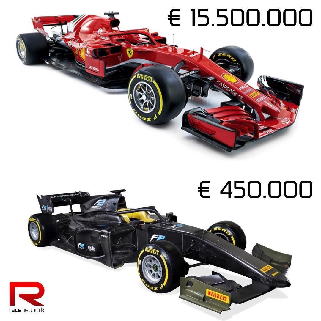 Formula 1 Vs 2 2018 Car Price