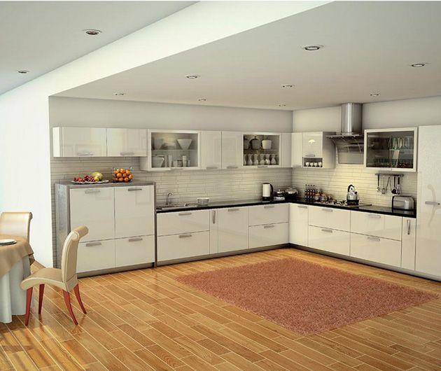 Indian Kitchens, Modular Kitchens