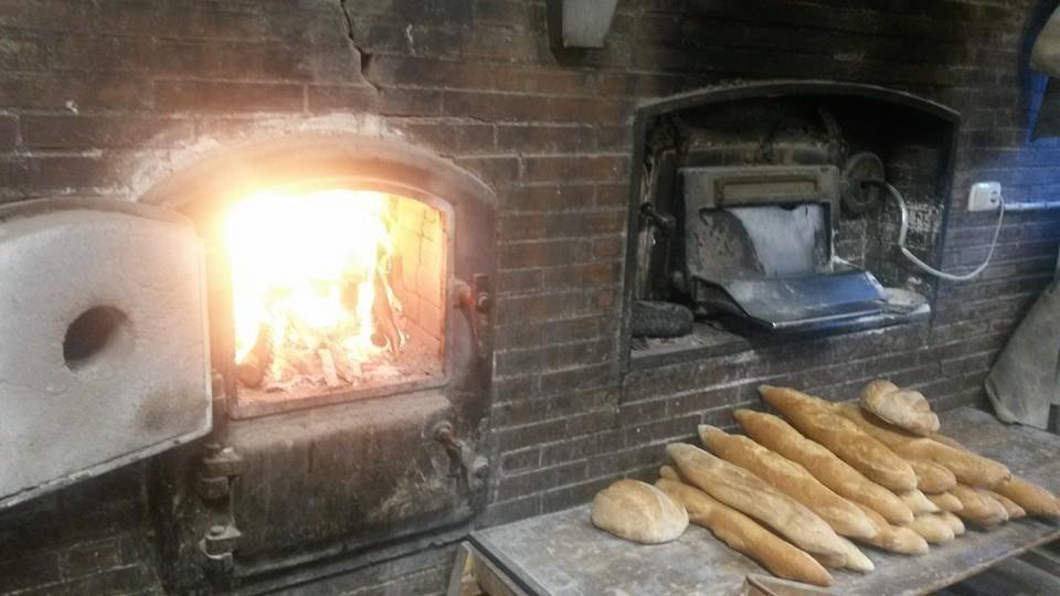 Panadería Hornos Panadería Horno De Leña