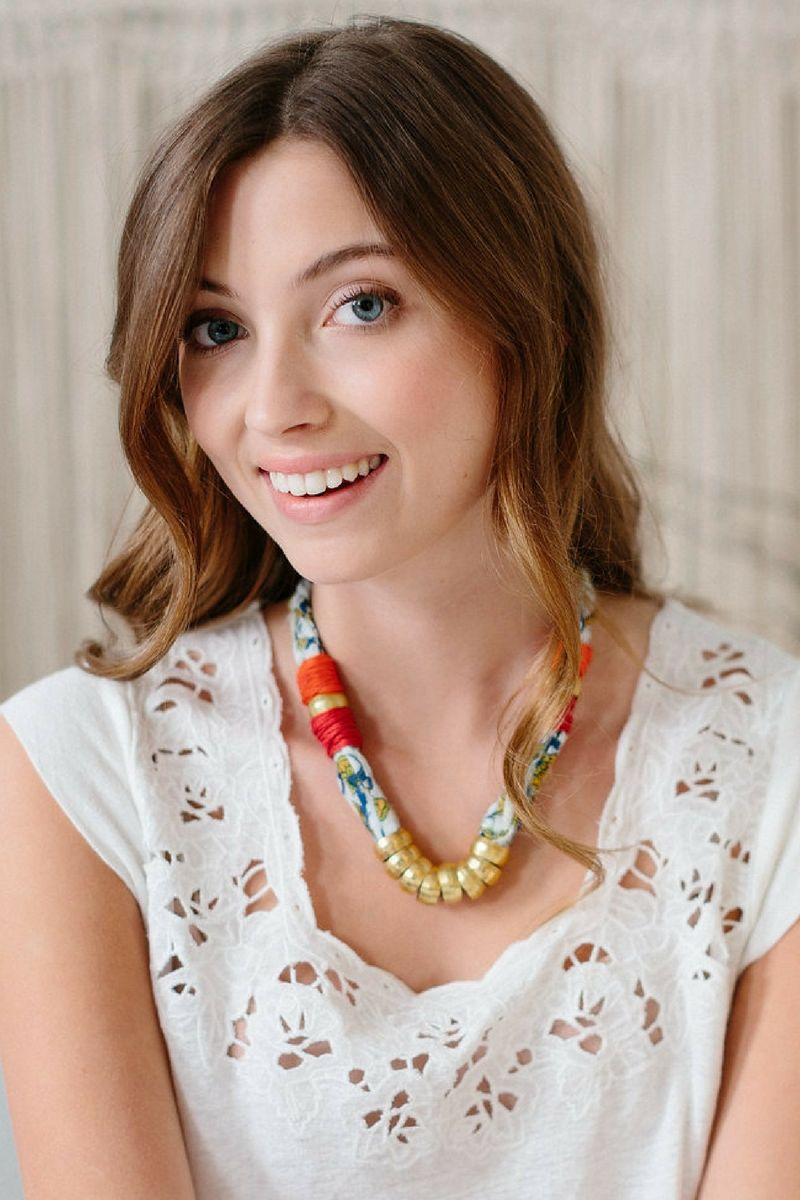 Good Vibrations Necklace | Jewelry patterns, Knitted necklace and ...
