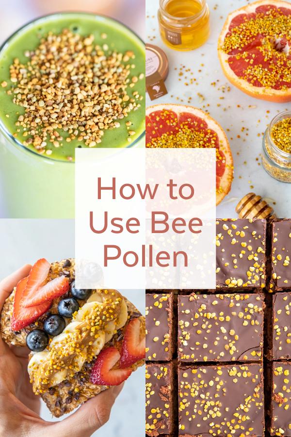 How To Use Bee Pollen Honey Breakfast Recipes Honey Recipes Honey Breakfast