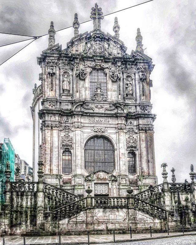 In Porto Beautiful Structures Pop Up At Every Corner It