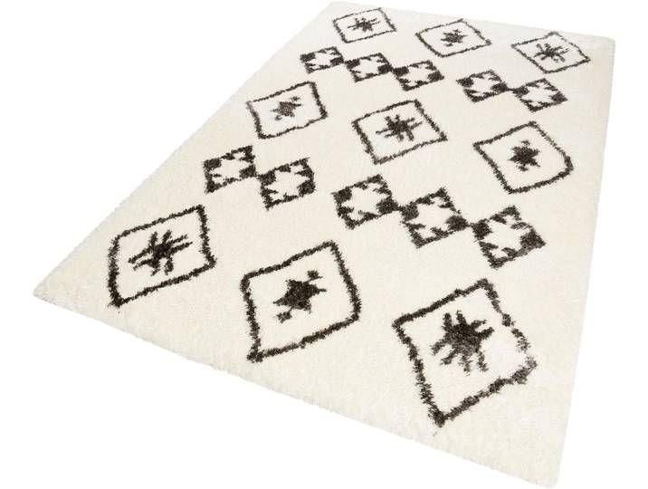 Weconhome Hochflor Teppich Ayachi 200x200 Cm Beige Beige Rugs Decor