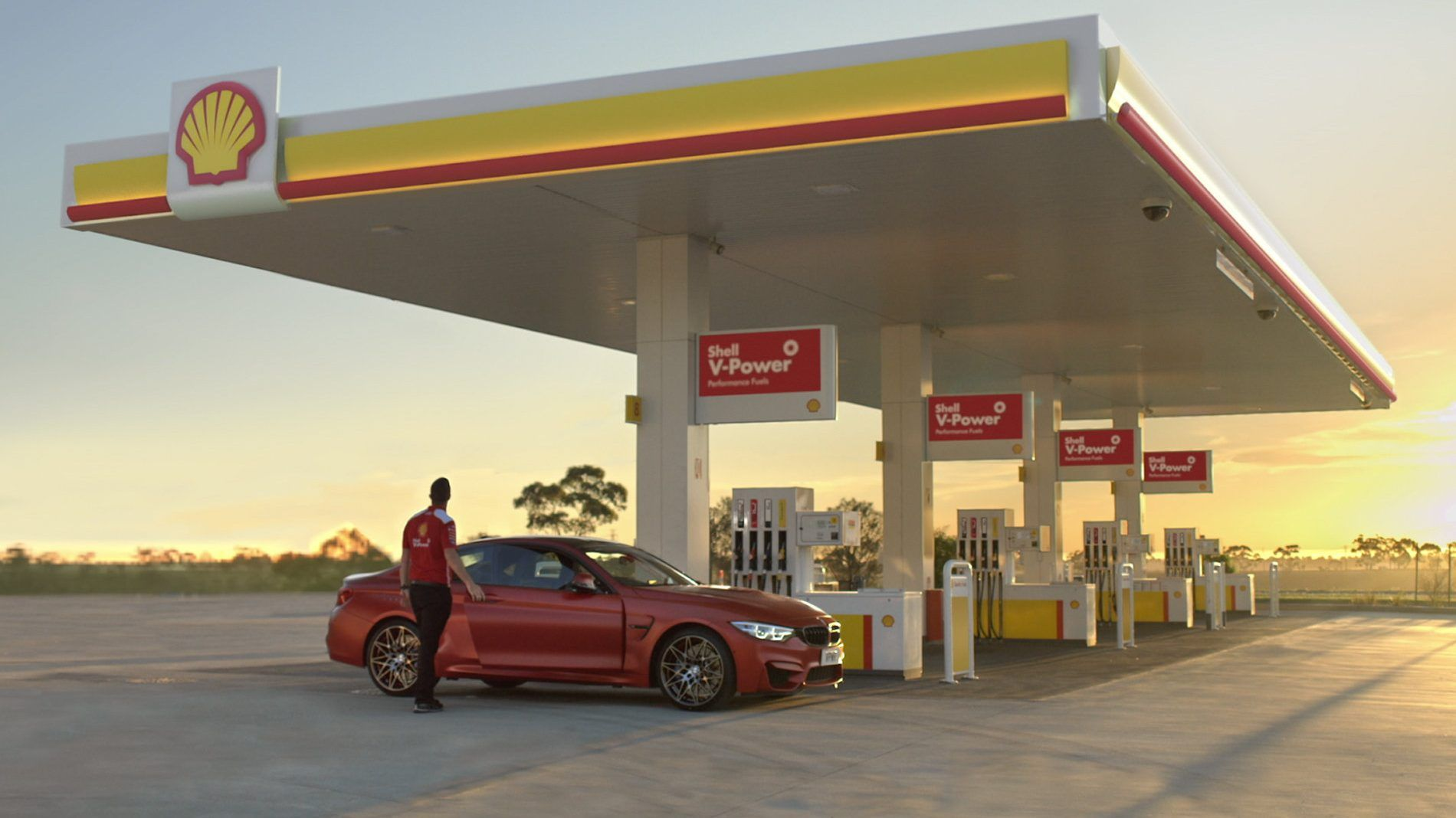 Shell Launches New Performance Fuel V Power In Pakistan Performance Pakistan Power
