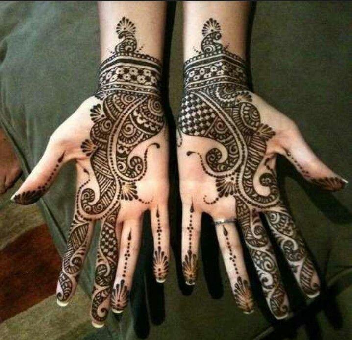 Best 25+ Indian Henna Designs Ideas On Pinterest