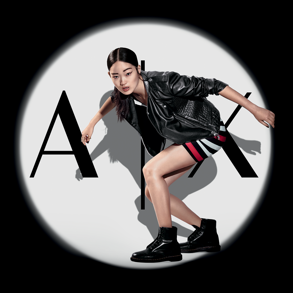 armani exchange campaign spring summer and ads