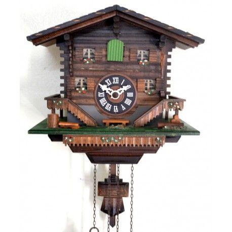 Antiguo reloj aleman, cucu, en perfecto estado y funciona