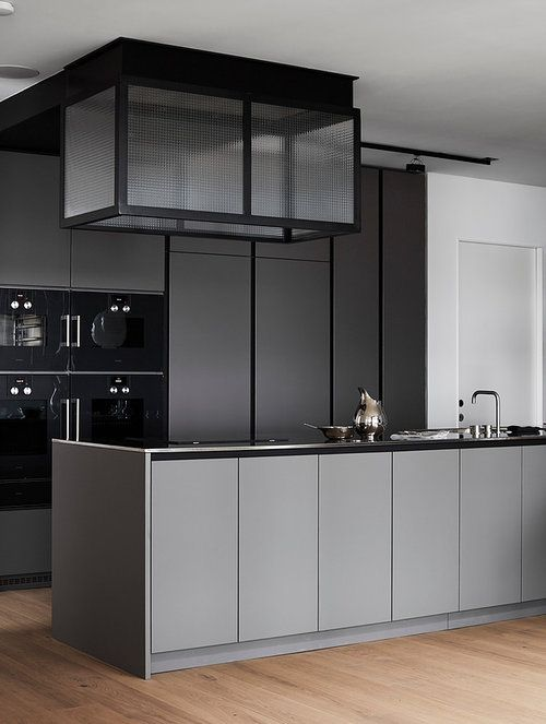 Best Modern Stylish Apartment Grey Tones Modern Grey 640 x 480