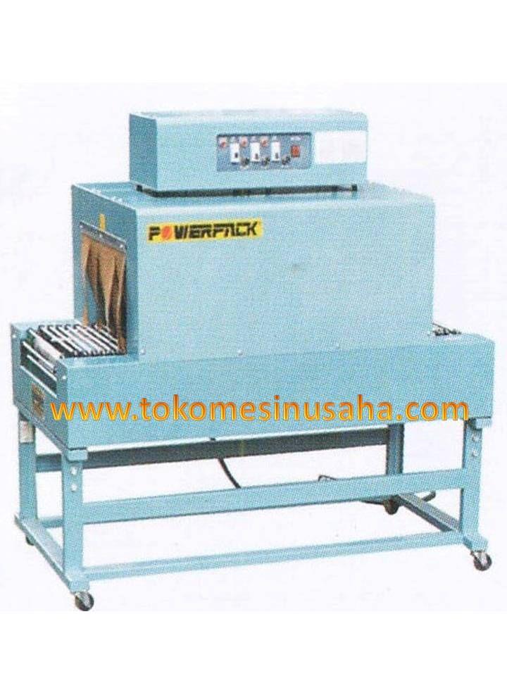 Mesin Thermal Shrink Packing Adalah Mesin Yang Digunakan Untuk Mengemas Produk Menggunkan Plastik Hingga Plastik Menyesuaikan Bentuk Produk Spesif Produk Ruang