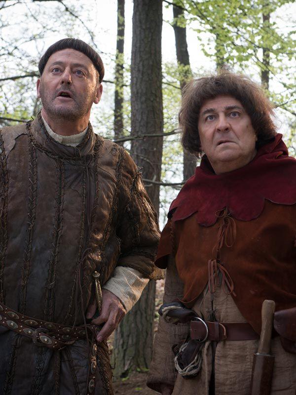 Les visiteurs la terreur film 2015 allocin movies for Jean reno jean dujardin