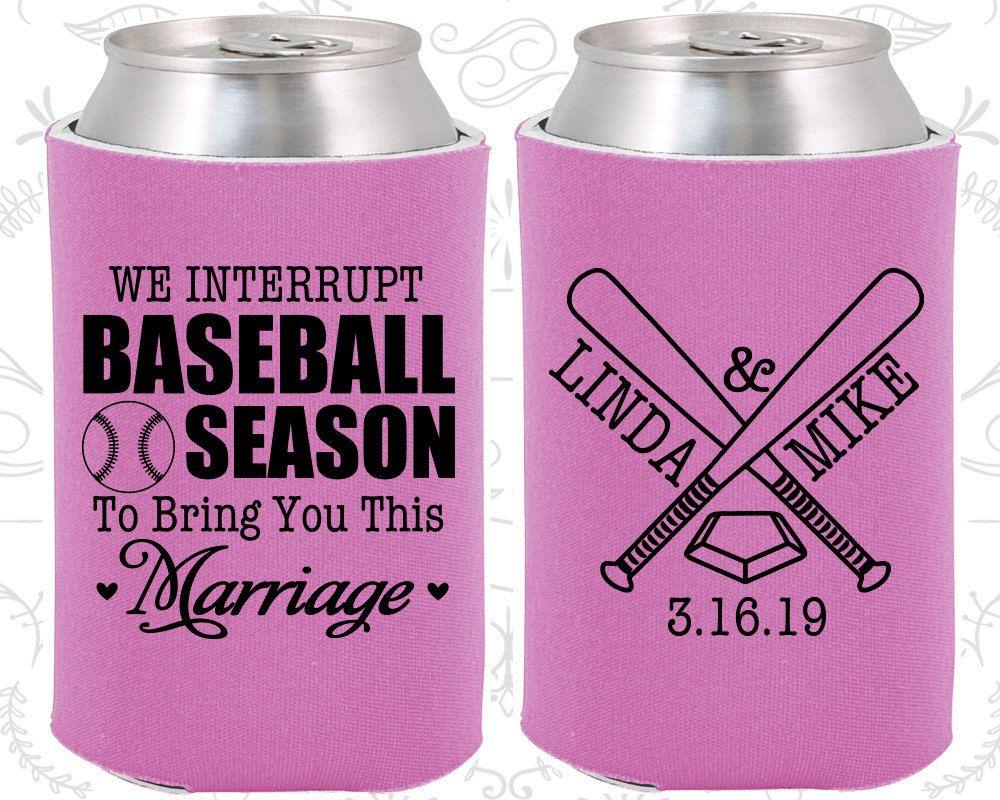 We interrupt Baseball Season to Bring you this Marriage, Custom ...