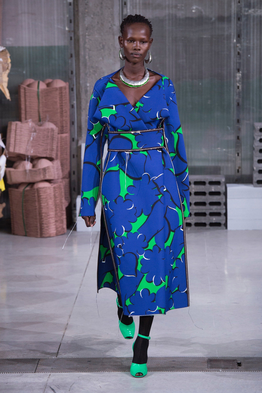 Marni - AW18 | Adorn | Fashion, How to wear, Autumn fashion