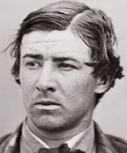 *DAVID EDGAR HEROLD ~ an accomplice of John Wilkes Booth in the assassination of Abraham Lincoln on April 14, 1865. After the shooting, Herold accompanied Booth to the home of Dr. Samuel Mudd, who set Booth's injured leg. Wikipedia Born: June 16, 1842, Maryland Died: July 7, 1865, Washington, D.C. Parents: Mary Porter Herold, Adam George Herold Education: Georgetown University, Gonzaga College High School