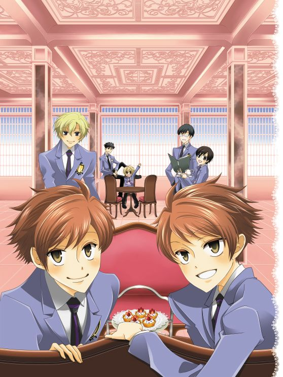 ouran high school host club manga pdf