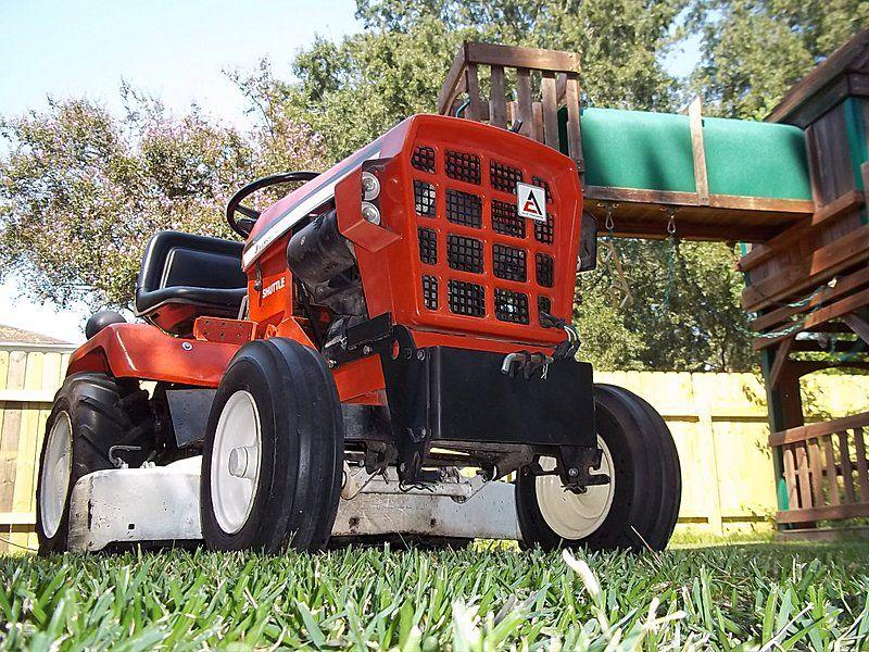 Sweet Allis, Simplicity 3414S   Allis / Simplicity   Gallery   Garden  Tractor Talk