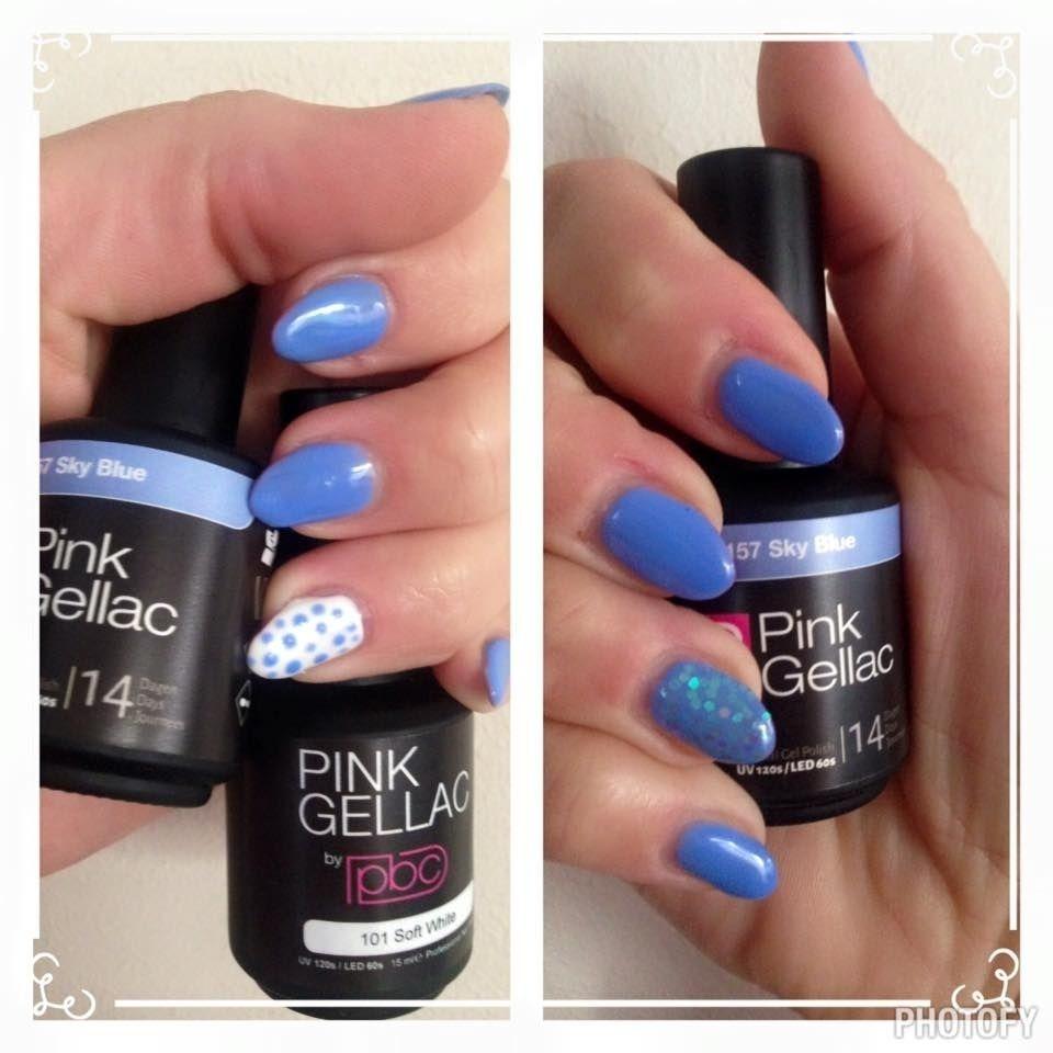 Pink Beauty Club shared Femke van der Sanden\'s photo. Sky Blue en ...