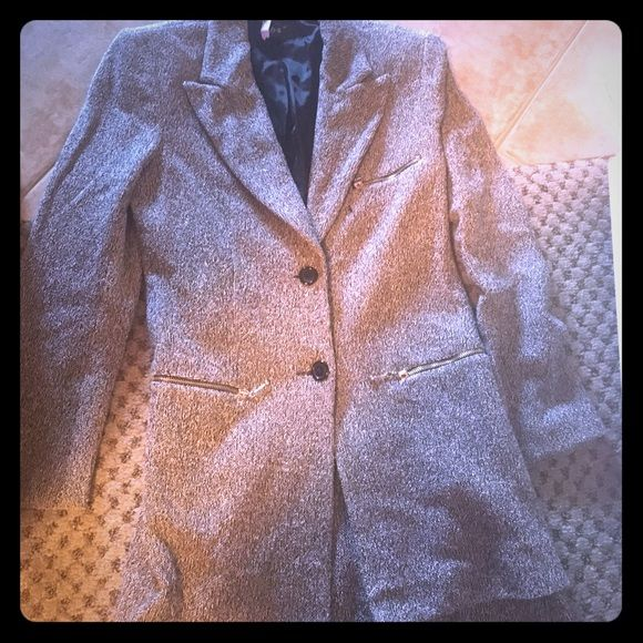 Clueless Flirty Fun and Professional ABS suit It's the perfect clueless outfit to wear with knee high socks!! Mini coat is size 4, skirt size 2. Mint, preowned condition. Best offers always welcome!! !! ABS Skirts Skirt Sets