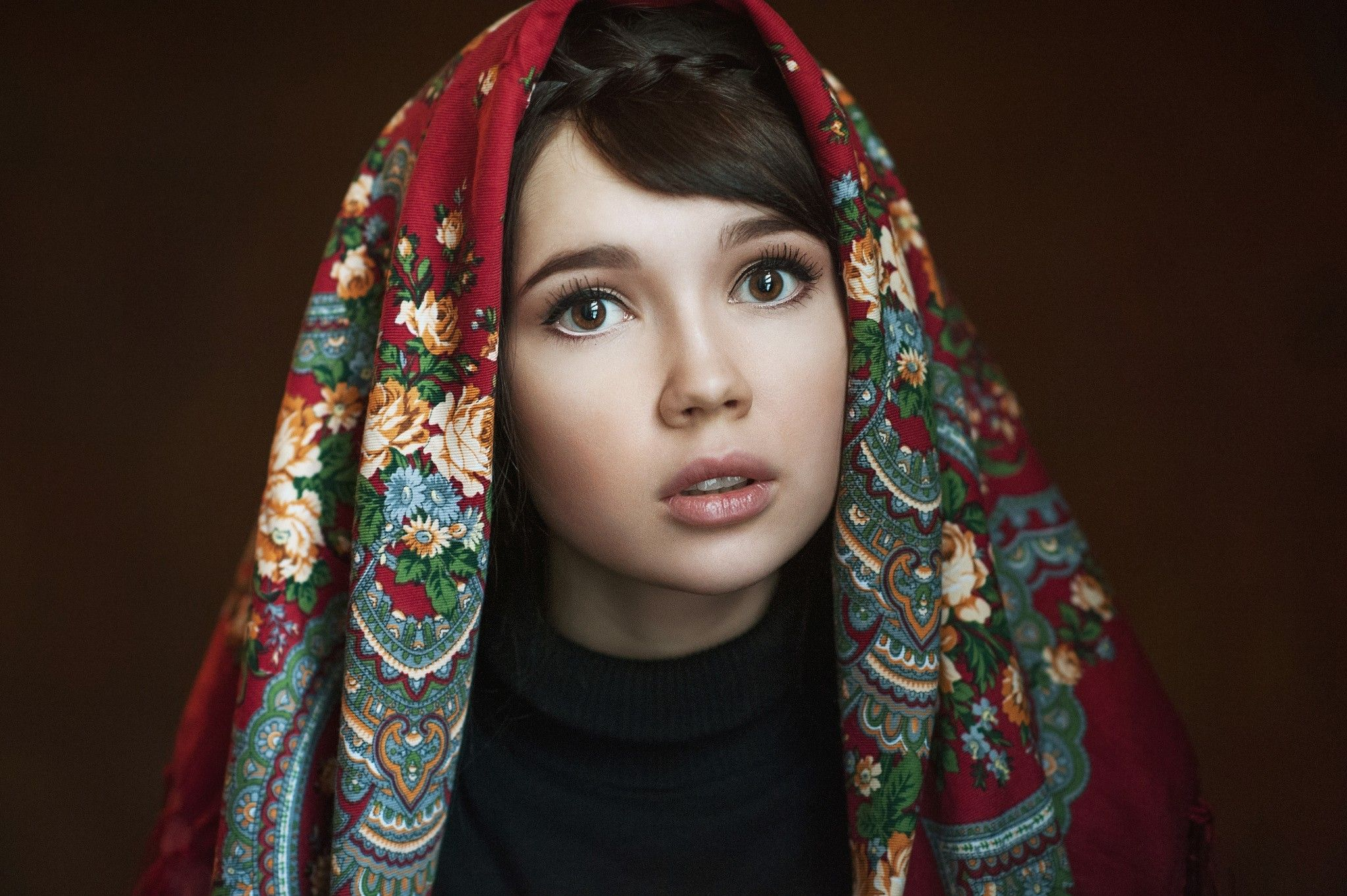 русская женщин фото этом