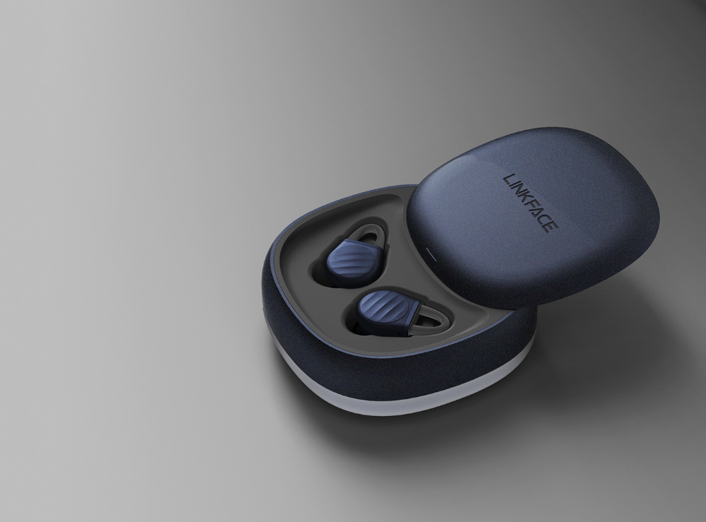 Behance For You Wearable Device Ear Plugs Earbuds Case