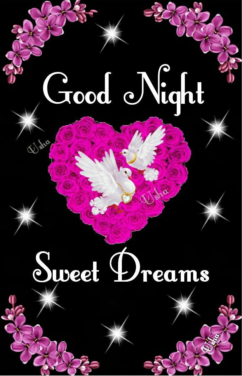 Good night Sweet dreams 😘😘😘 | Nights | Good night image