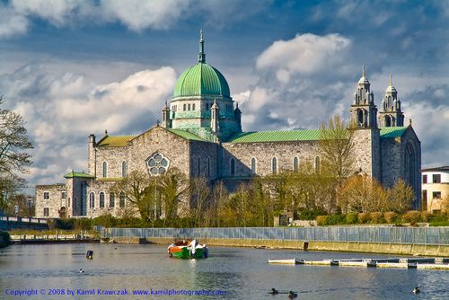 Love this one of Galway Cathedral  http://www.imperialhotelgalway.ie/