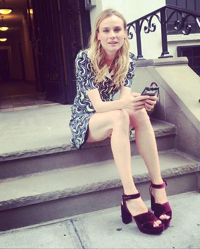 Diane Kruger Instagram Official