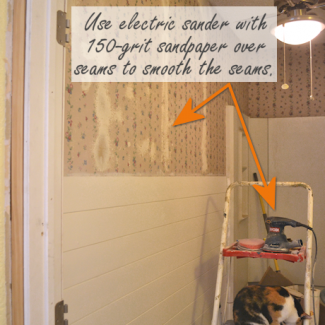 Bathroom Makeover Day 9 How To Remove Wallpaper (Without