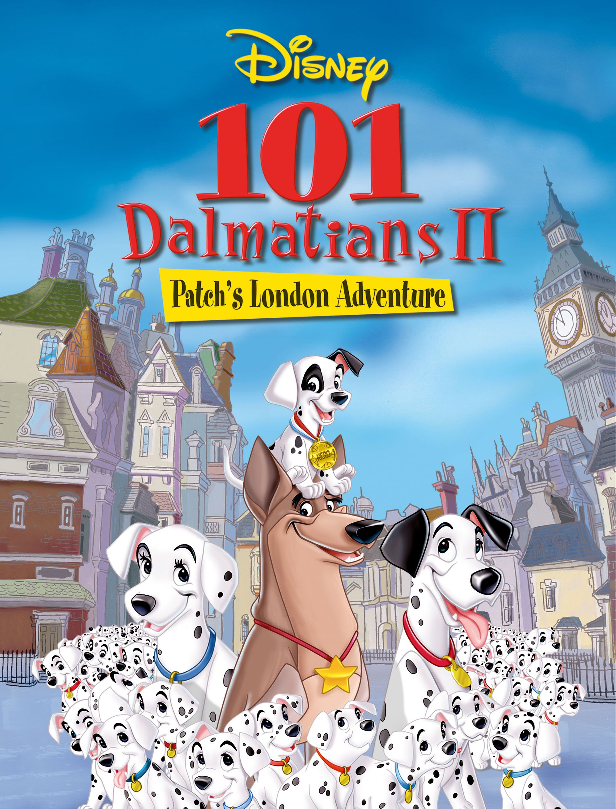 101 Dalmatians Ii Patch S London Adventure 2003 With Images