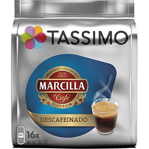 Tassimo Marcilla Decaffeinated 16 Servings * You Can Find