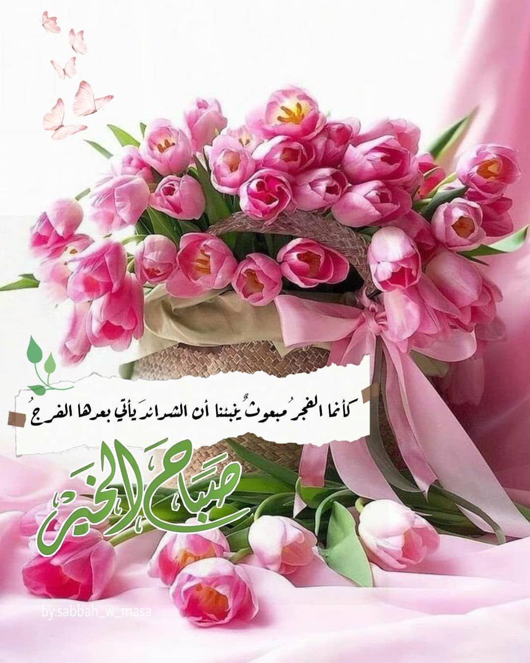 صبح و مساء S Instagram Post صباح الخيرات والمسرات صباح الورد صباحيات صب Morning Greeting Morning Images Beautiful Quran Quotes