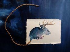 Dear rat by Kristina Brozicevic