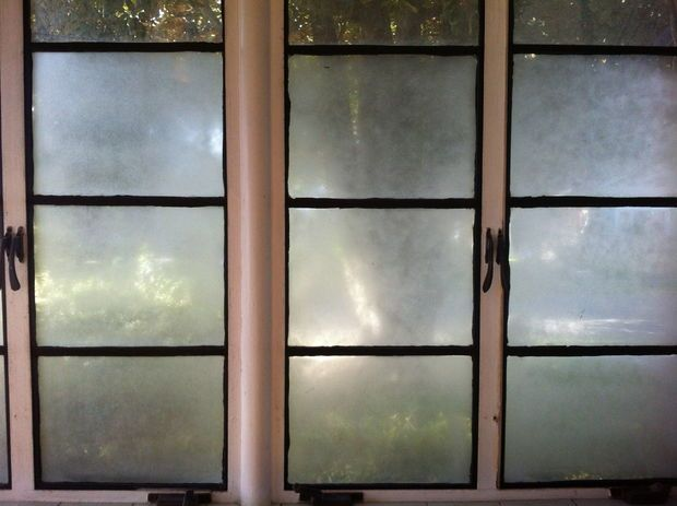 Diy Frosted Privacy Windows Frosted Glass Window Frosted Windows Windows