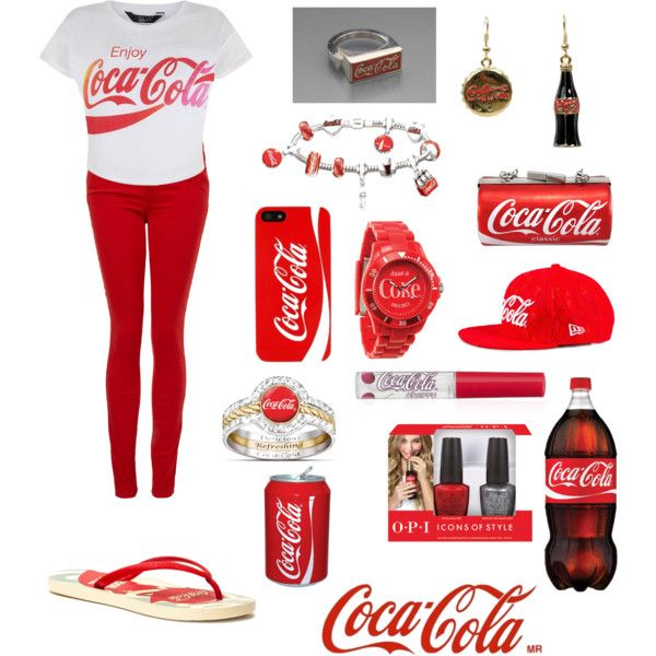 coca cola outfit clothing pinterest coca cola cola and coke